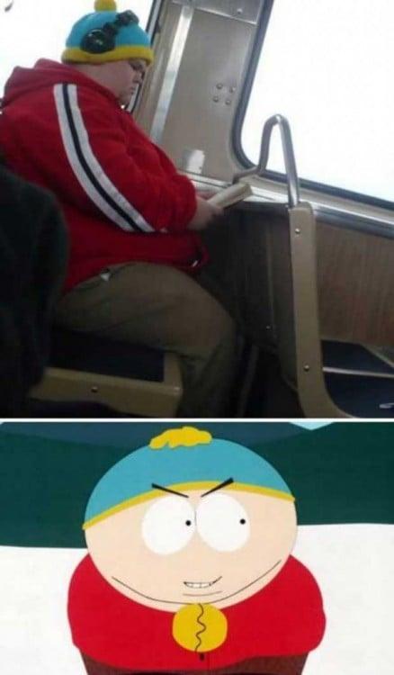 Cartman de Southpark