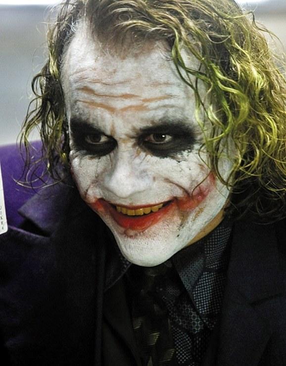 9. Heat Ledger, Batman The Dark Knight