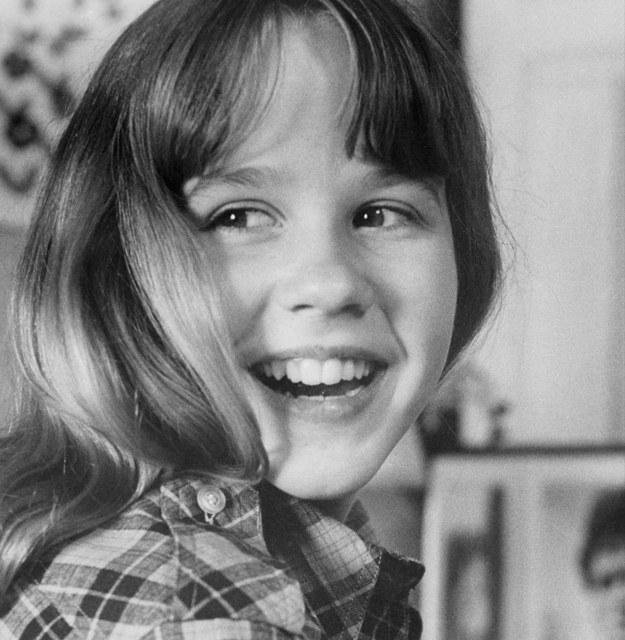 6. Linda Blair, The exorcist