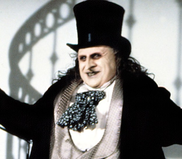 1. Danny DeVito, Batman regresa