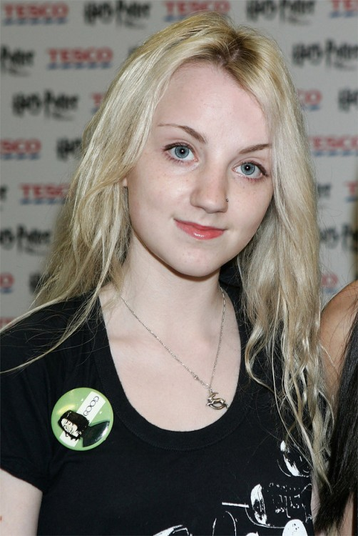 Evanna Linch (Luna Lovegood)