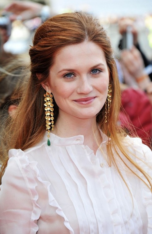 Bonie Wright (Ginnt Weasley)