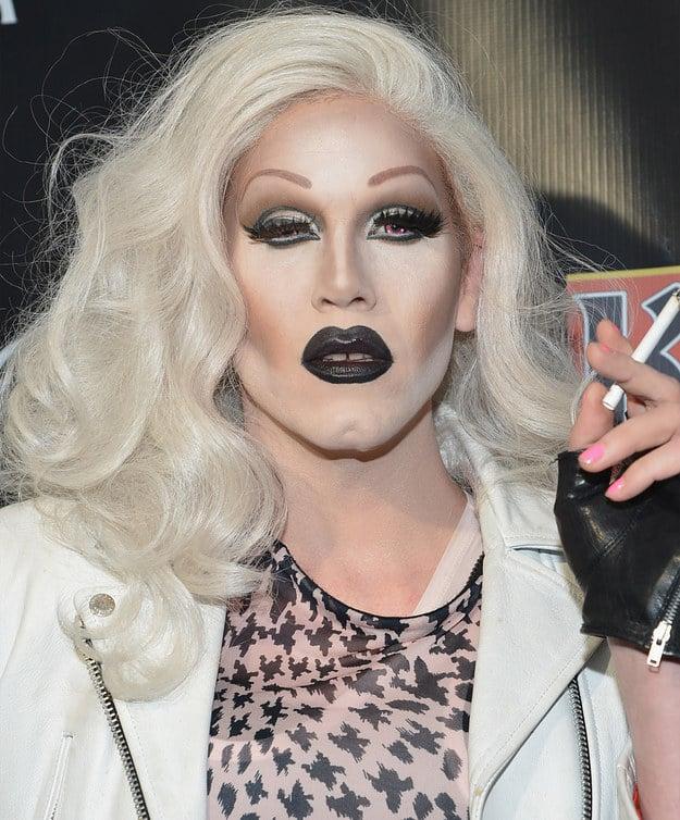 15 artistas que en realidad son hombres drag queens