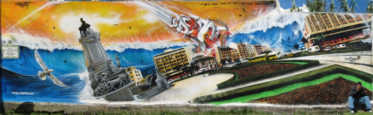Graffiti 3D por Odeith (16)