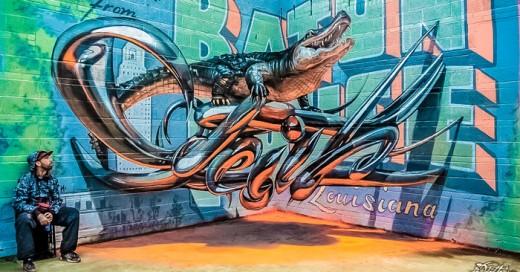 artista crea imagenes 3d con graffitis el es portugues