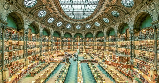 bibliotecas mas increibles y majestuosas del mundo