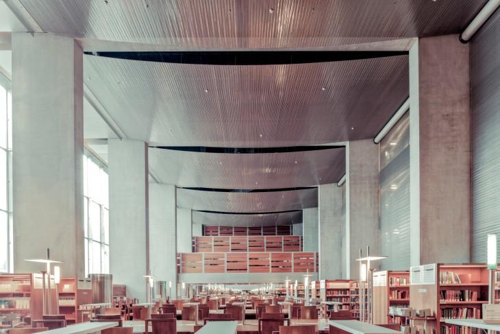 Bibliothèque François Mitterrand, Paris