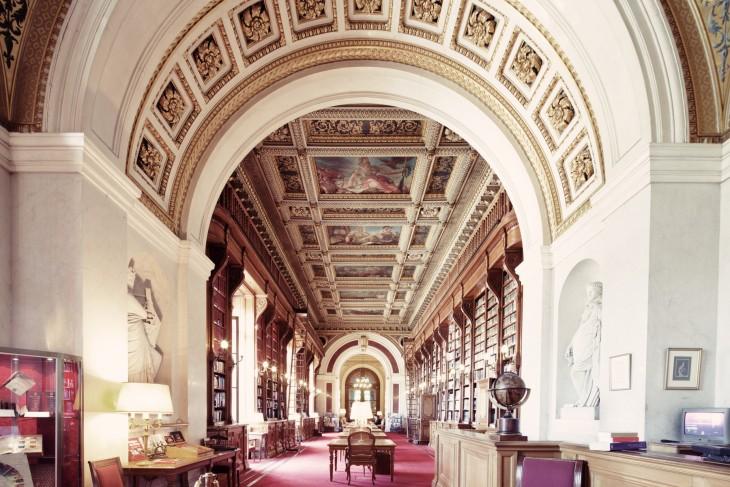 Bibliothèque idu Senat, Paris
