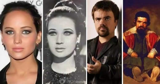 famosos y actores que tuvieron un gemelo en otra epoca