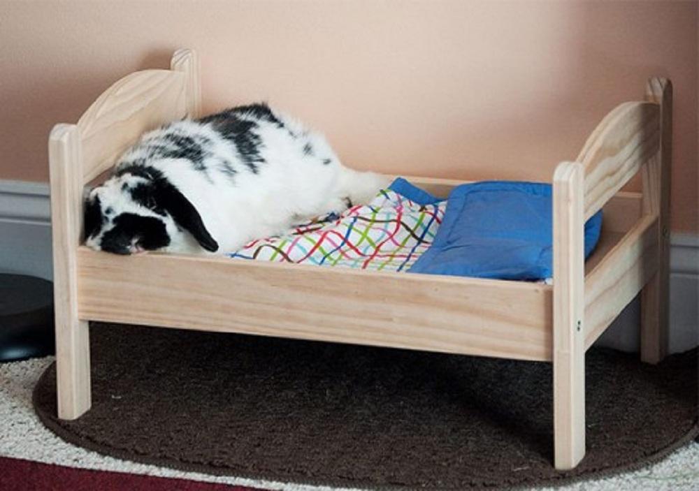 Japoneses transforman camas de mu ecas en camas para gatos - Camas para gatos ...