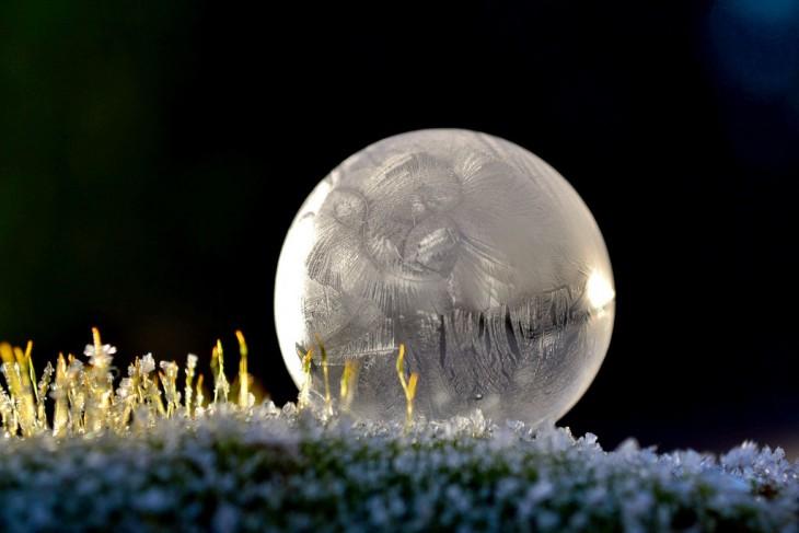 bola de hielo