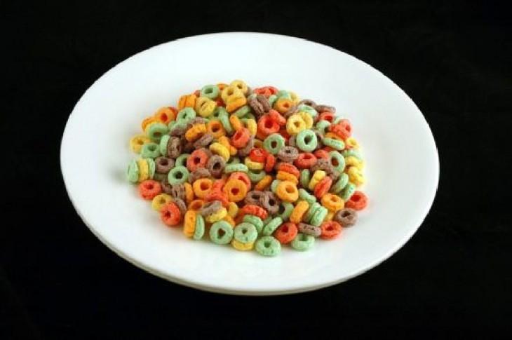 51 gramos de cereales