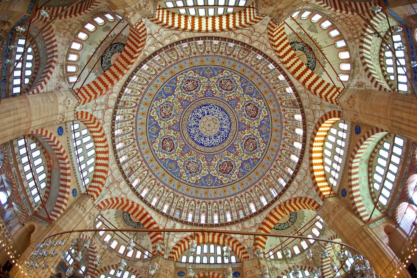 La Arquitectura De Las Mezquitas Mas Hermosas Del Mundo