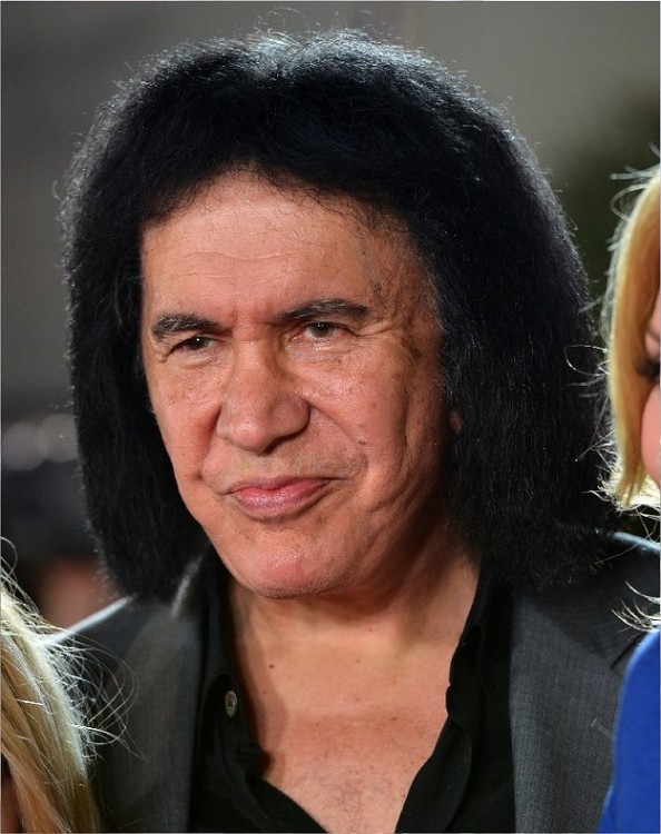 10. Gene Simmons, Kiss