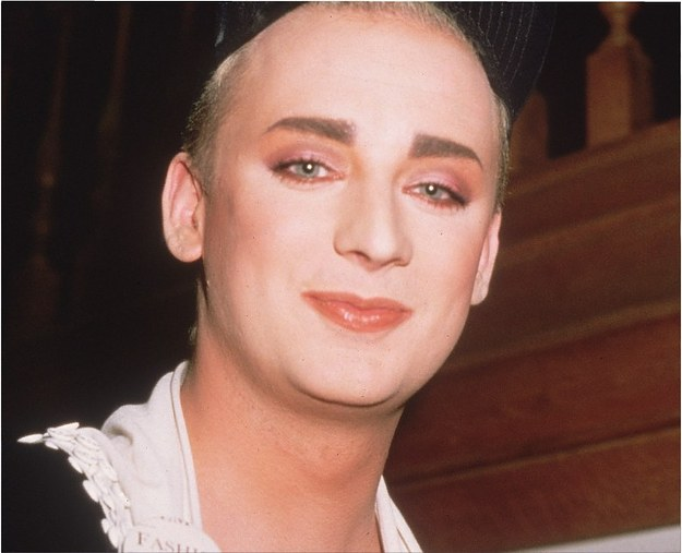 8. Boy George, George Alan O'Dowd