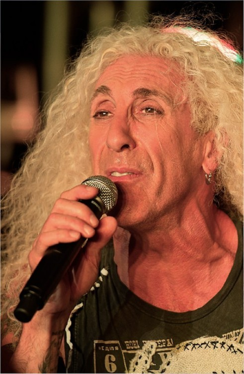 6. Twisted Sisters, Dee Snider
