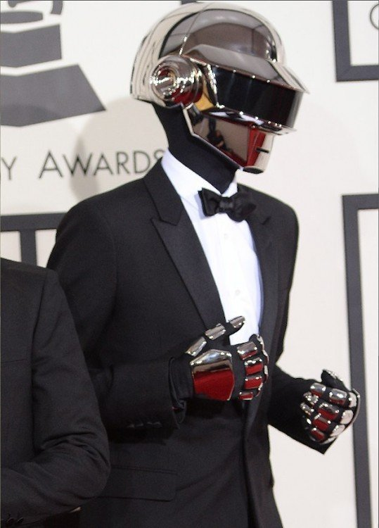 15. Thomas Bangalter, Draft Punk