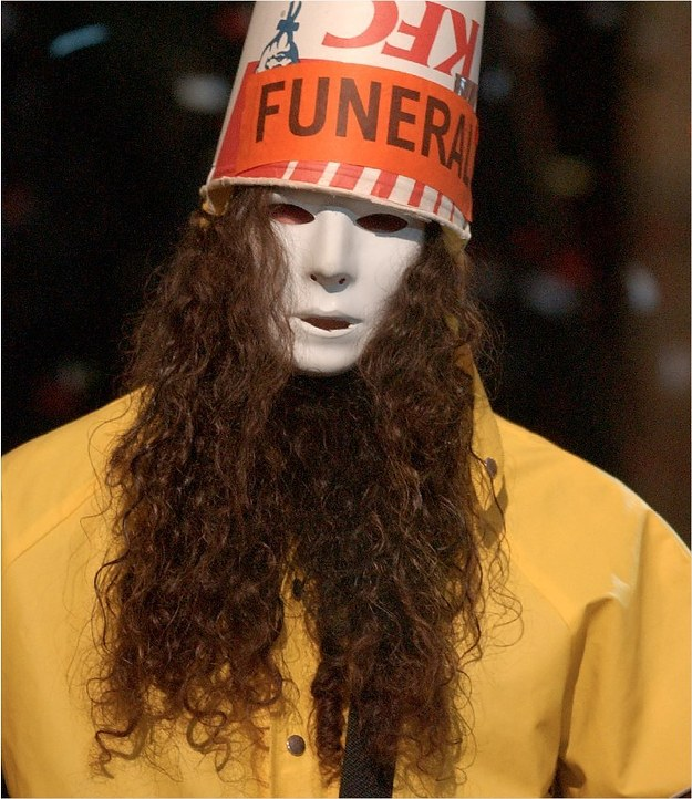 4. Buckethead, Brian Anthony Carrol
