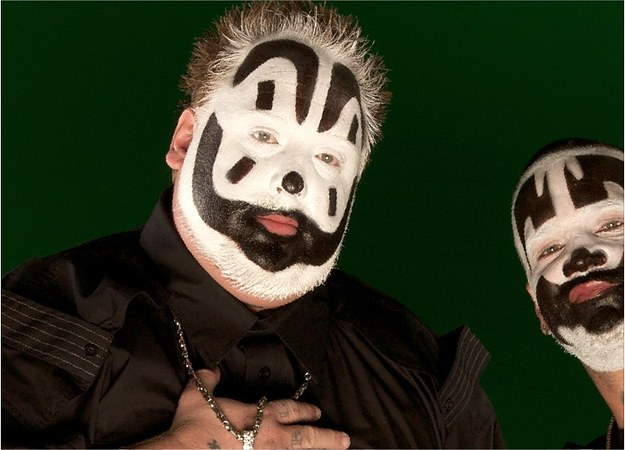 3. Violent J, Joseph Bruce Insane Clown Posse3. Violent J, Joseph Bruce Insane Clown Posse
