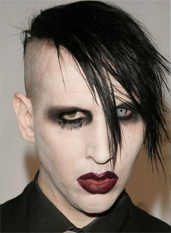 14. Marilyn Manson, Brian Hugh Warner
