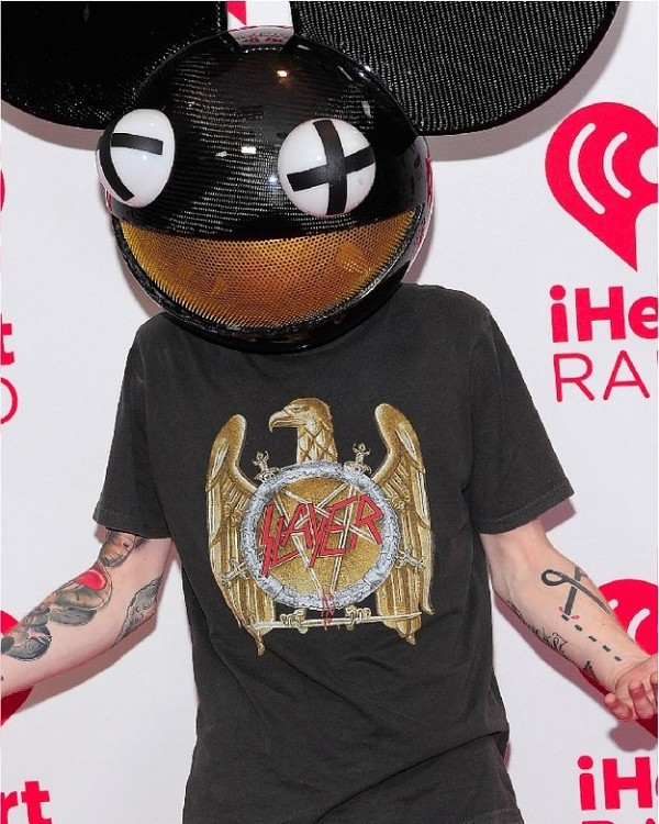 13. Deadmau5, Joel Thomas Zimmerman