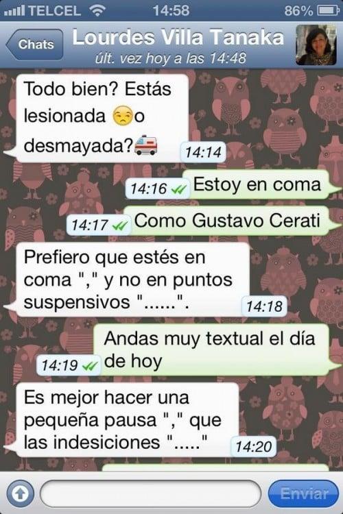 Whatsapp para el novio 2 - 1 10