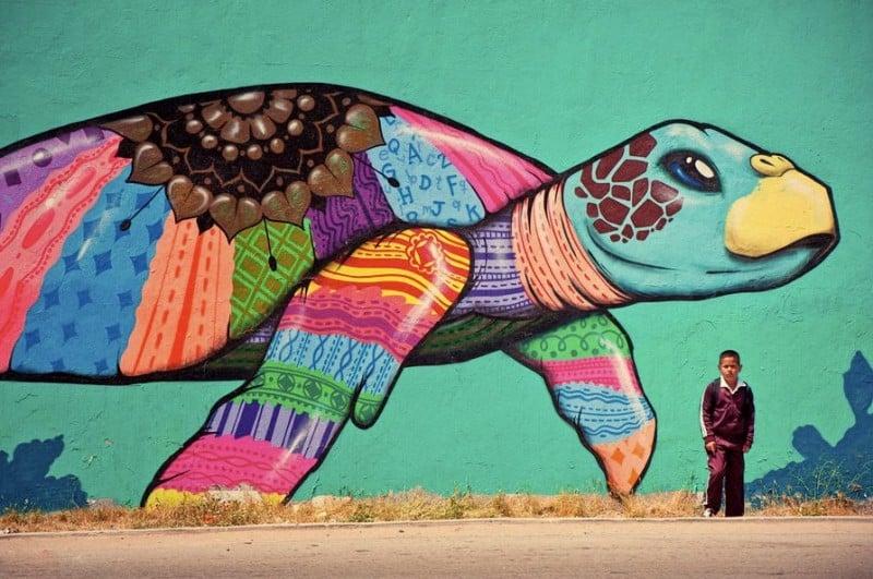 Los mejores murales urbanos y grafittis del mundo for Arte mural en mexico