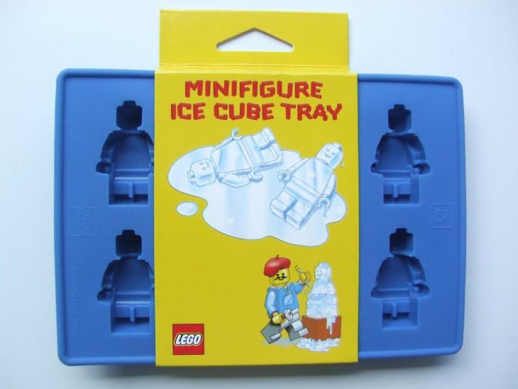 Cubitos de Hielo con forma de Lego