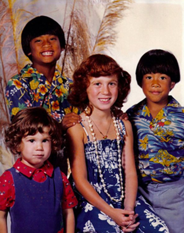 familia multietnica
