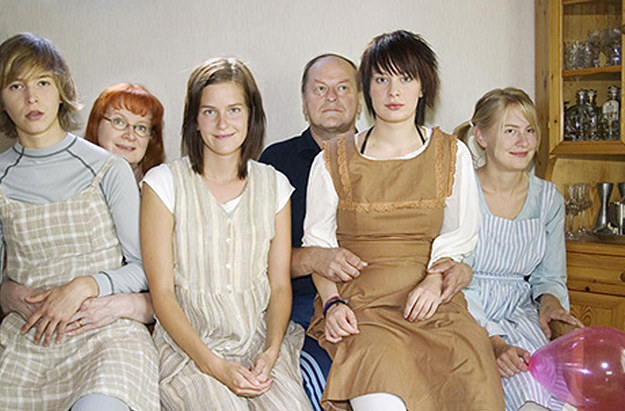 familia década del 90