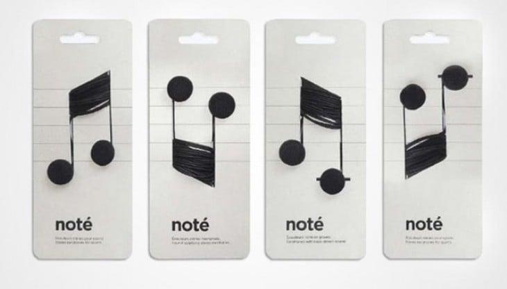 audifonos notas