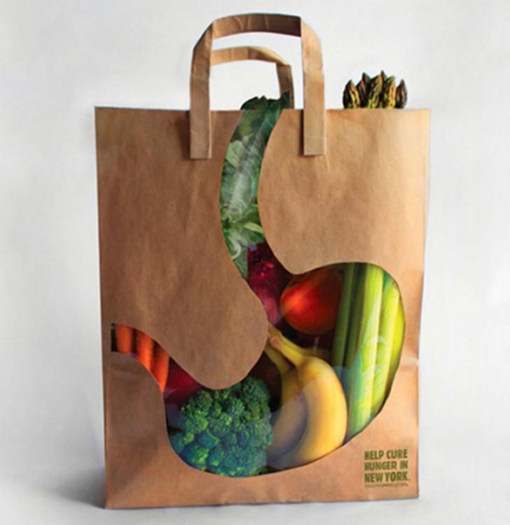 bolsa para frutas