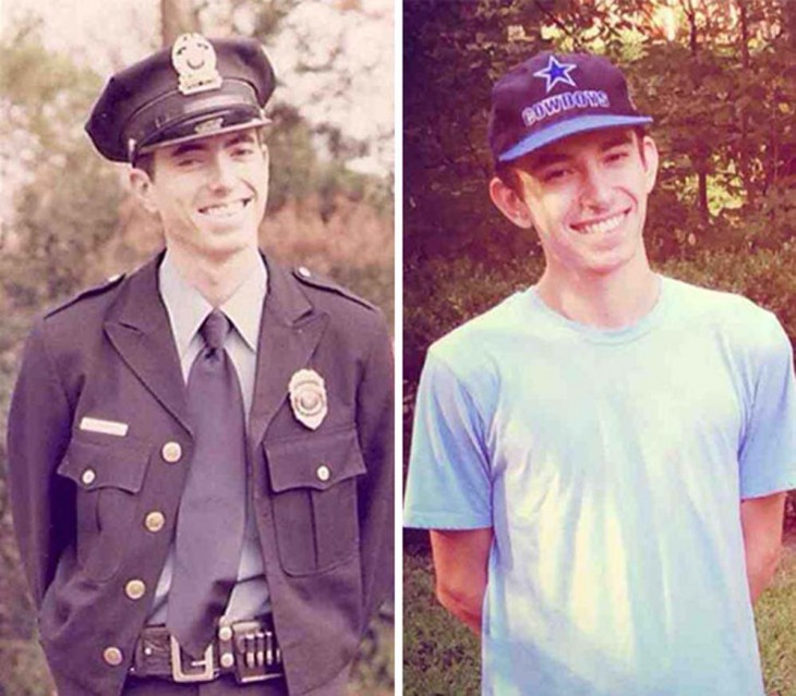 2 hombres parecidos