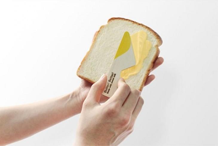 mantequilla untable para un pan