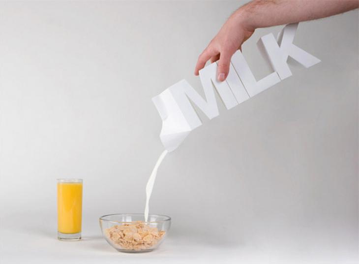 envase de leche