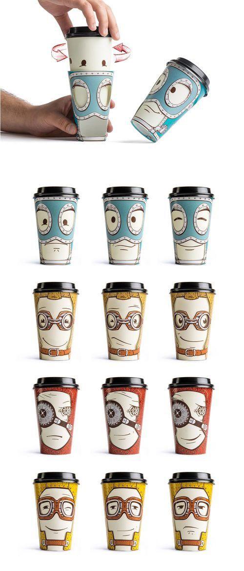 Recipiente de café