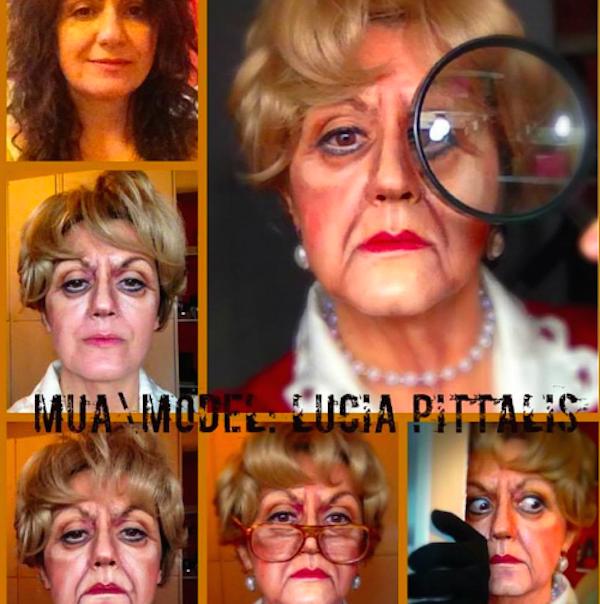 Lucía Pitallis como Jessica Fletcher