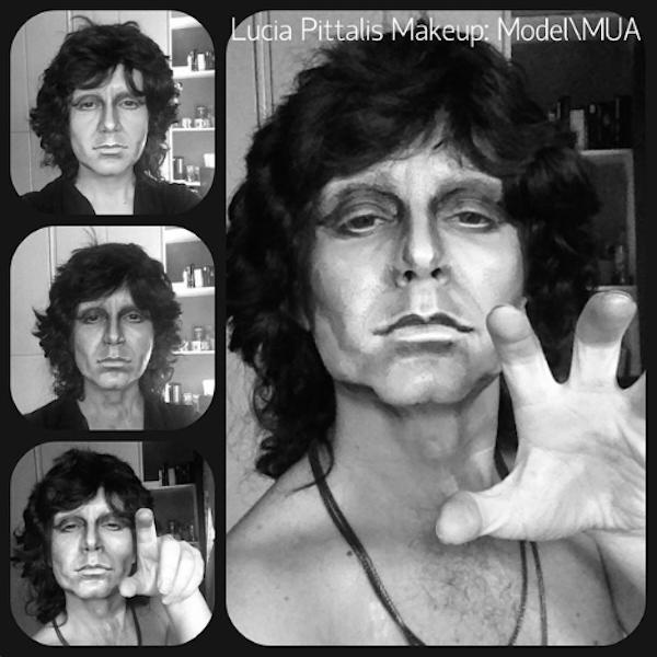 Lucía Pitallis como Jim Morrison