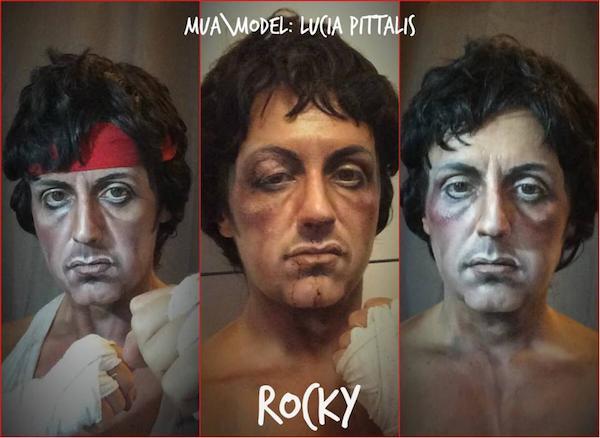 Lucía Pitallis como Rocky