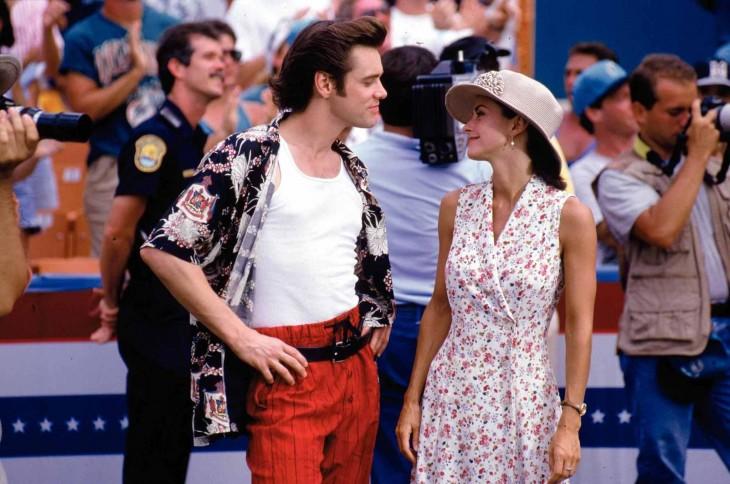 Escena de la película Ace Ventura