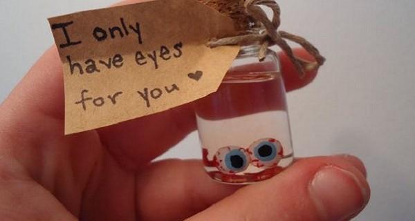 """Regalo de """"Sólo tengo ojos para ti"""""""