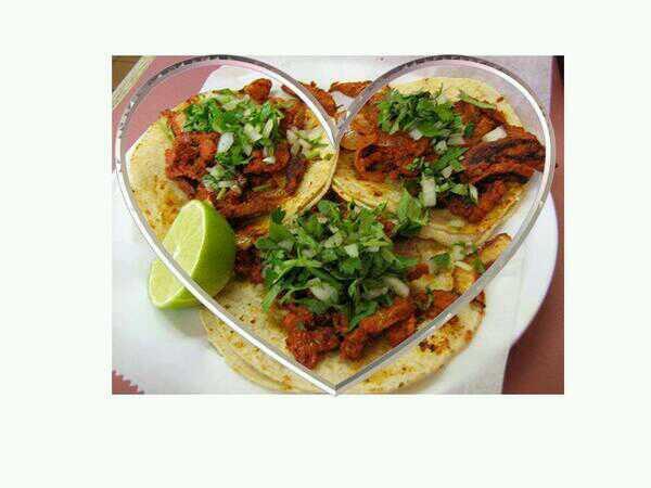 Corazón de tacos