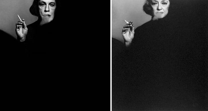 John Malkovich y Bette Davis
