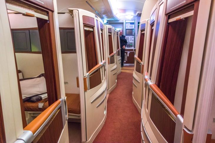 cabinas de 1 clase de singapour