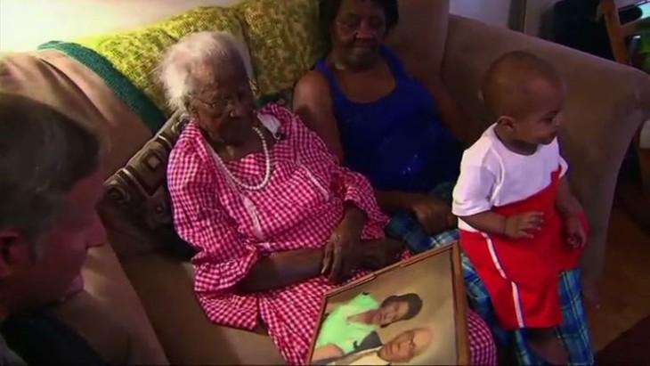Jeralean Talley 115 años Estados Unidos