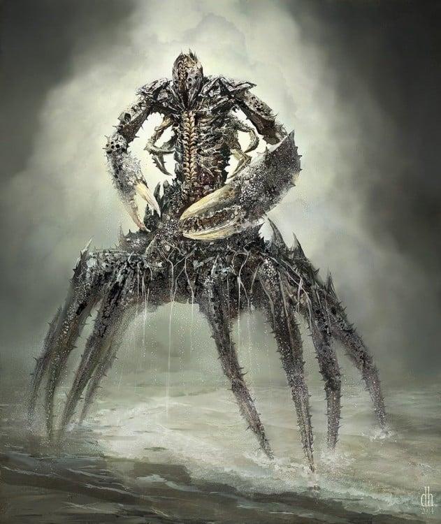 monstruo zodiaco cancer