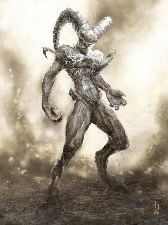 monstruo zodiaco aries