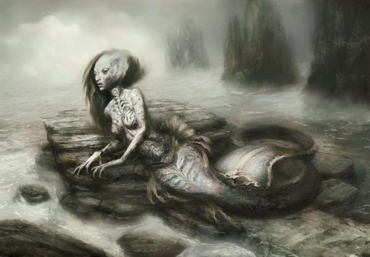 monstruo zodiaco piscis