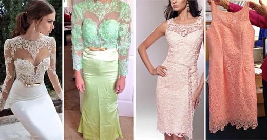 vestidos de novia de expectativa vs realidad