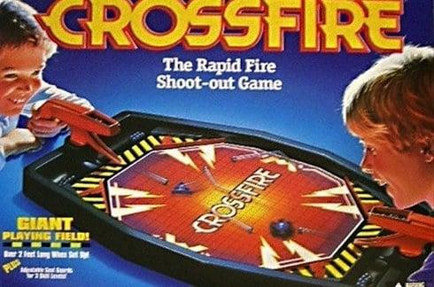 Juego de mesa Crossfire